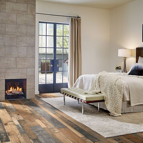 Mixed Species Engineered Hardwood - Industrial | Boyle's Floor & Window Design