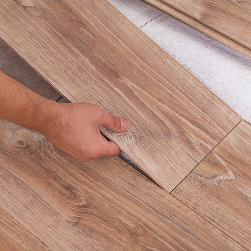 Laminate Installation | Boyle's Floor & Window Design