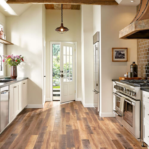 Laminate kitchen | Boyle's Floor & Window Design