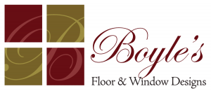 Boyles flooring logo | Boyle's Floor & Window Design