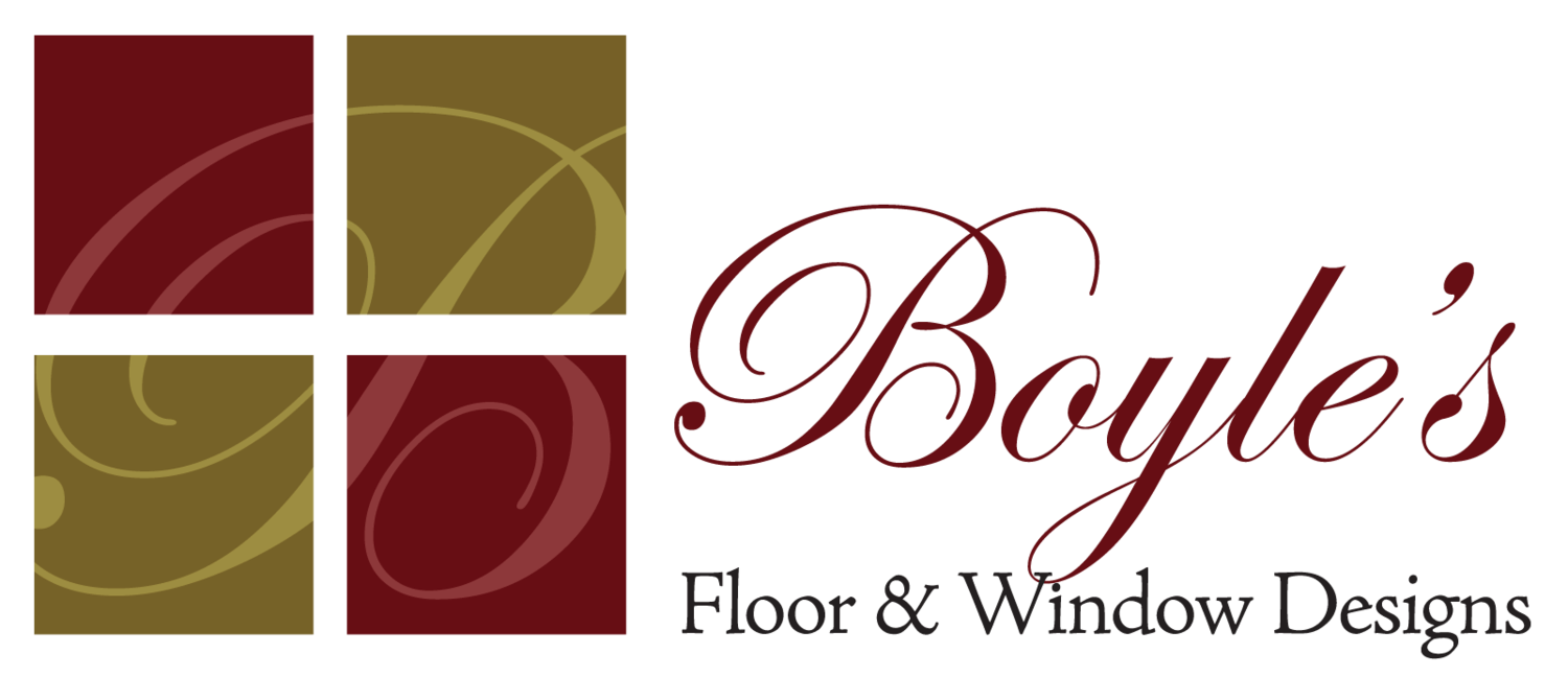 Logo Boyles flooring | Boyle's Floor & Window Design