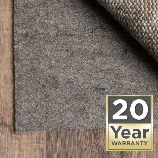 20 year warranty | Rug pads | Boyle's Floor & Window Design