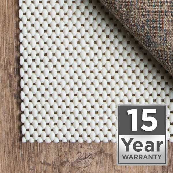 15 year warranty | Rug pads | Boyle's Floor & Window Design