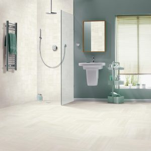 Arctic White Tile | Boyle's Floor & Window Design