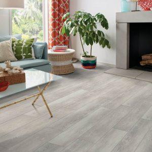 Camargo Oak Rigid Core - Silver Dollar | Boyle's Floor & Window Design