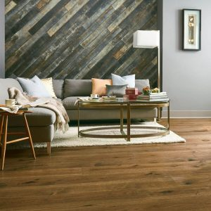 Hickory Engineered Hardwood - Deep Etched Timber Mill | Boyle's Floor & Window Design