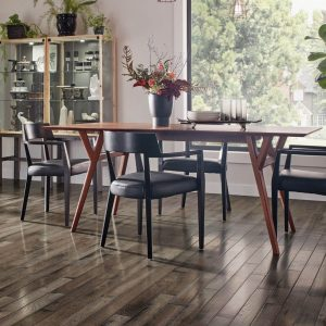 Hickory Solid Hardwood - Inspired Gray | Boyle's Floor & Window Design