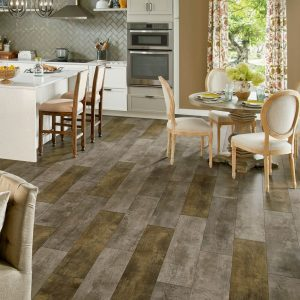 Homespun Harmony Luxury Vinyl Tile | Boyle's Floor & Window Design