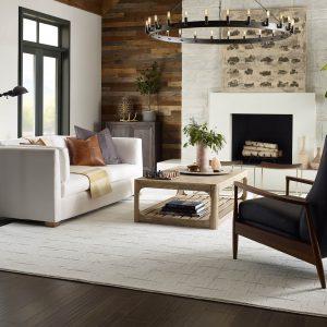 Living room area Rug   Boyle's Floor & Window Design