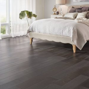 Maple Engineered Hardwood - Depth of Dark Gray | Boyle's Floor & Window Design
