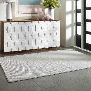 Offshore Mist Entry Area Rug | Boyle's Floor & Window Design