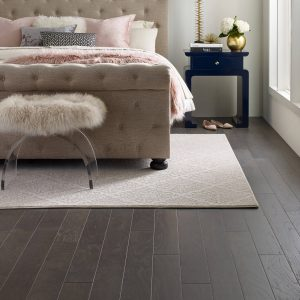 Urban Glamour Bedroom Rug | Boyle's Floor & Window Design