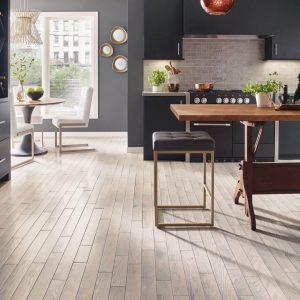 Oak Solid Hardwood - Statement White | Boyle's Floor & Window Design