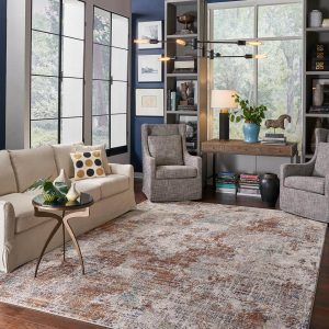 Karastan Apex Area Rug Room | Boyle's Floor & Window Design