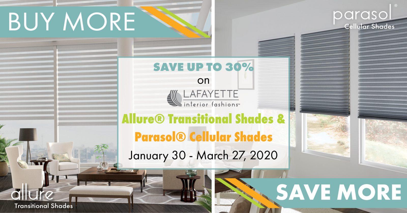 Buy more banner | Boyle's Floor & Window Design