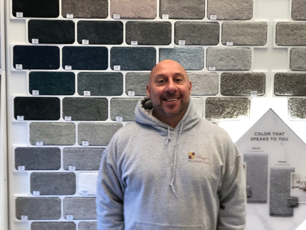 Frank Rich - Warehouse Manager | Boyle's Floor & Window Designs